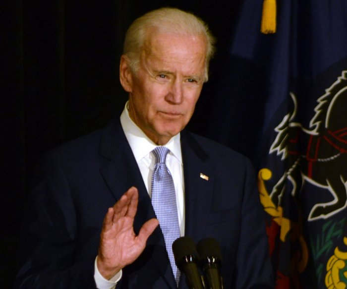 Joe Biden top 2020 Democratic candidate in Iowa caucus poll