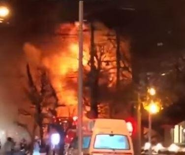 Restaurant explosion injures at least 42 in Japan