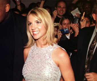 Moments from Britney Spears' career
