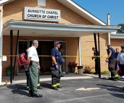 Gunman in Tennessee church shooting identified