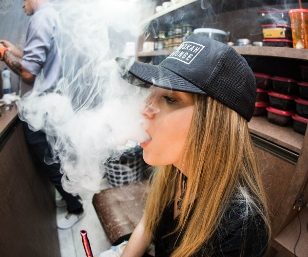 Vaping linked to DNA changes similar to those in cancer