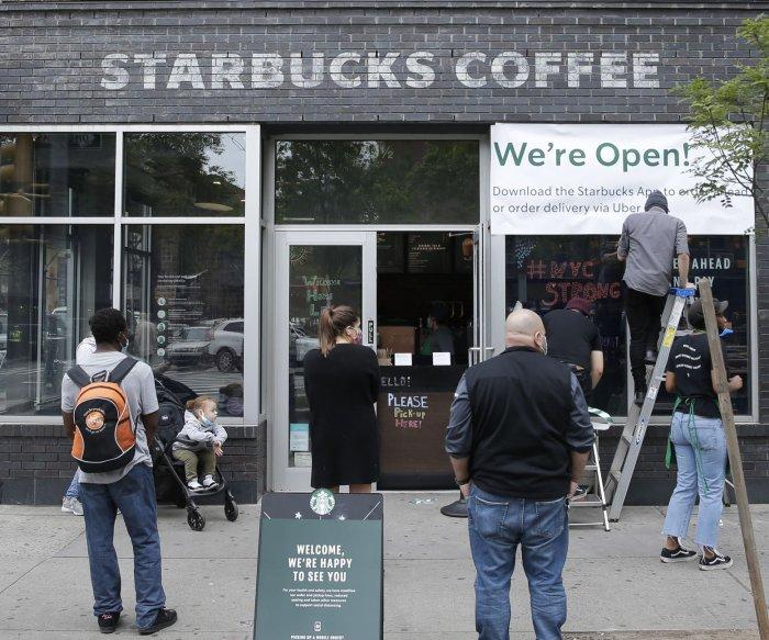Consumer spending falls 13.6% despite stimulus handouts