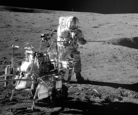 Apollo 14 recalled as 'back to space' mission that expanded lunar science