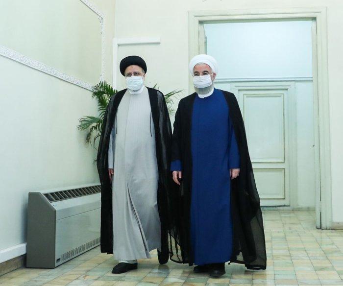 Hardline judge Ebrahim Raisi wins Iran's presidential election