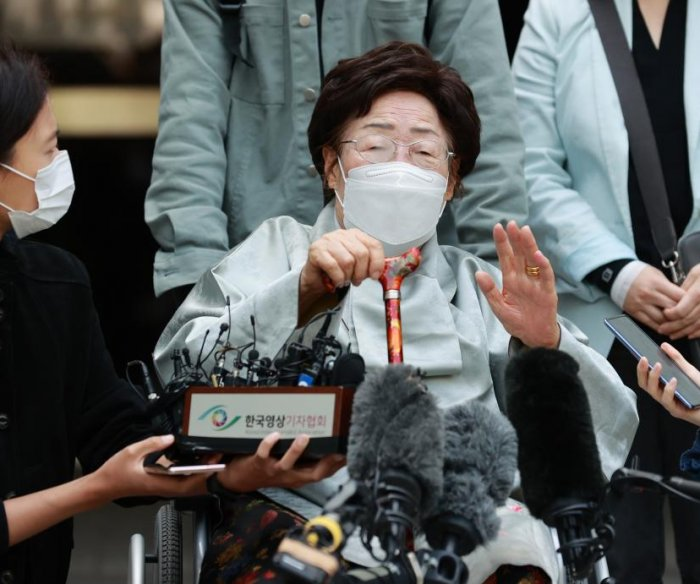 'Comfort women' lose case against Japan in South Korean court