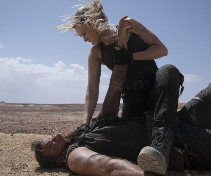 'Not just badass stunts': 'Mortal Kombat' stars say fight scenes tell story
