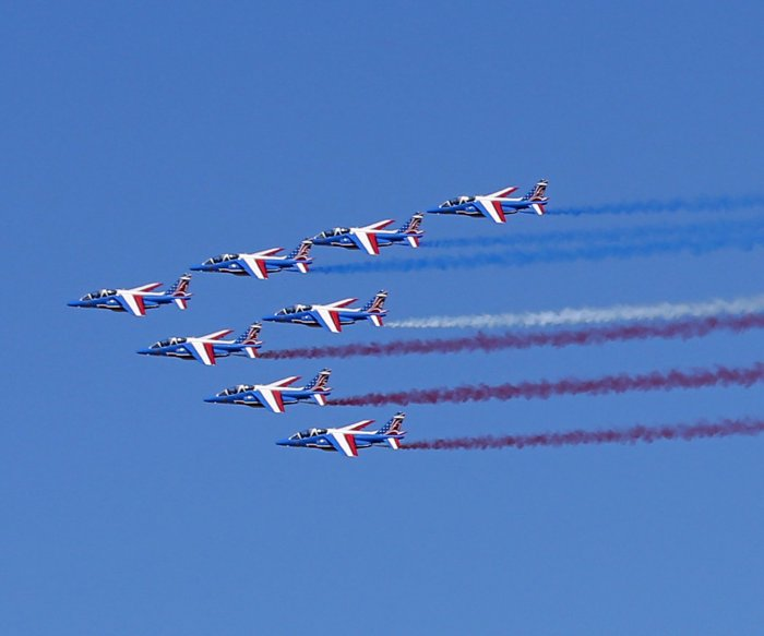 New aircraft take flight at International Paris Air Show