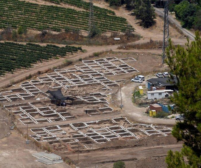 Huge Neolithic settlement unearthed near Jerusalem