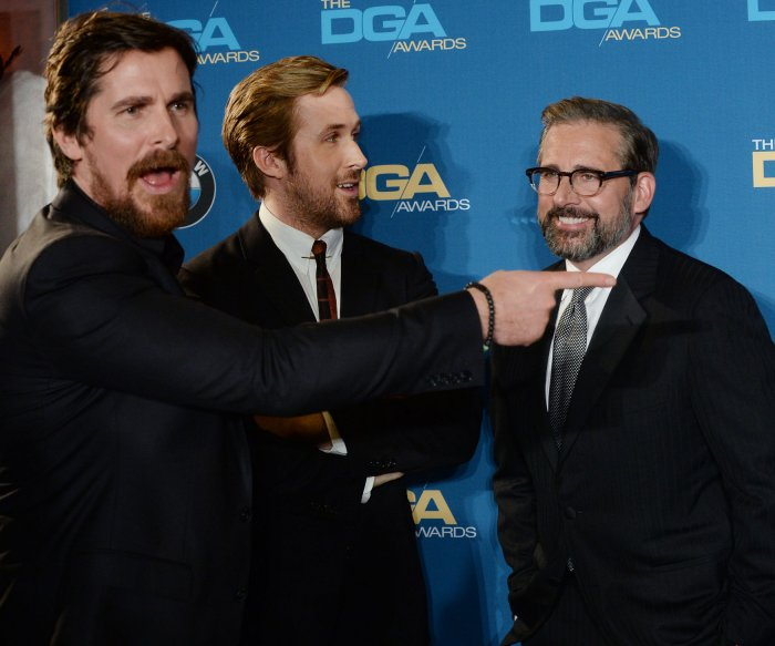 Arrivals and winners at the 2016 Directors Guild of America Awards