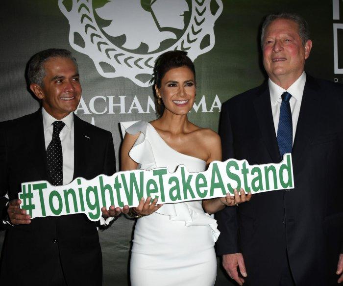 Al Gore attends Sachamama Gala in Miami