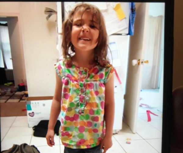 Utah police arrest uncle, continue search for missing 5-year-old girl