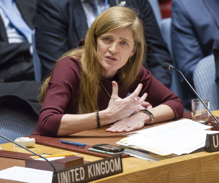 Departing U.S. ambassador, U.N. report warn of arms embargo violations by Iran