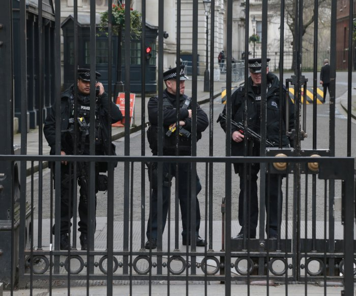 London police make two 'significant arrests' in Westminster attack