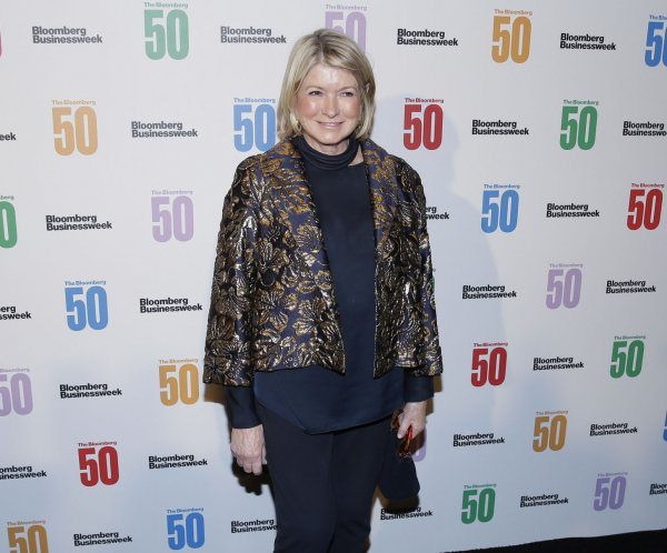 Martha Stewart, Keegan-Michael Key walk the red carpet at the Bloomberg 50 celebration