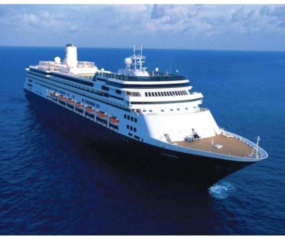 Holland America cruise ship gets OK to head to U.S.