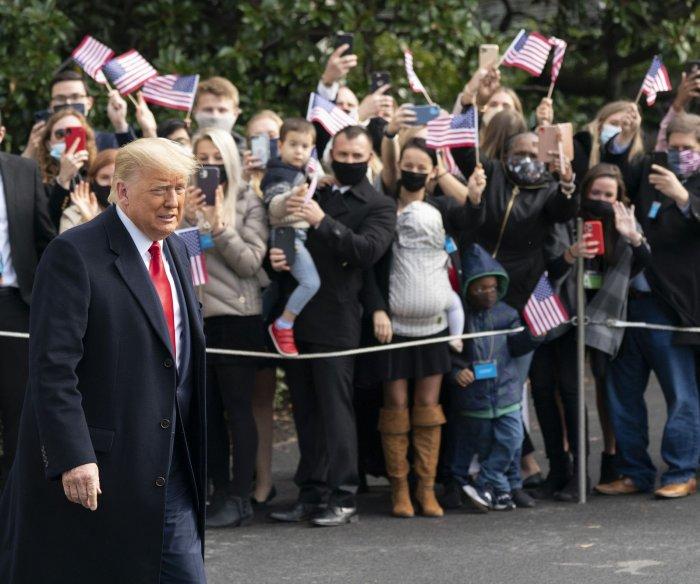 Trump campaign, Rochester, Minn., battle over rally attendance