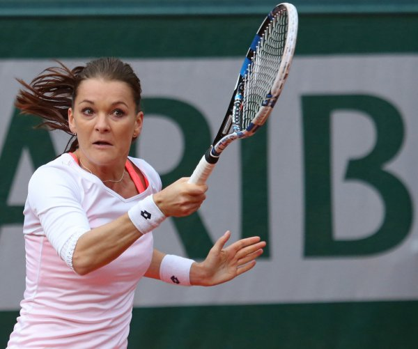 Men's and women's first round action at the French Open