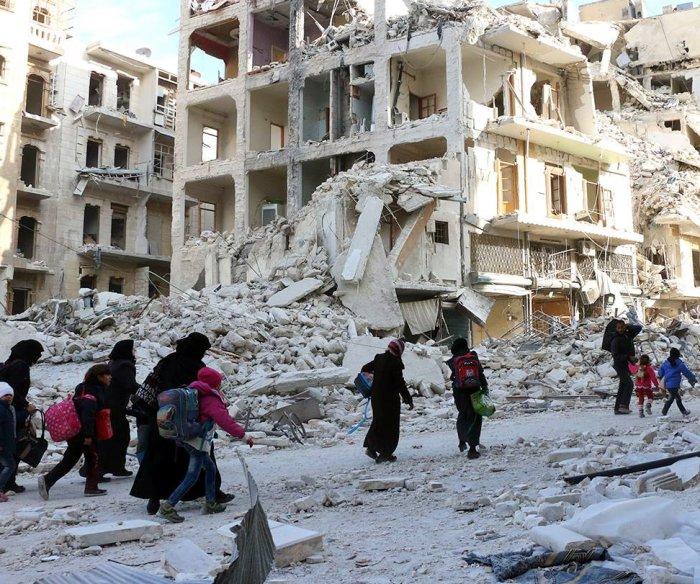Politics of class and identity dividing Aleppo – and Syria