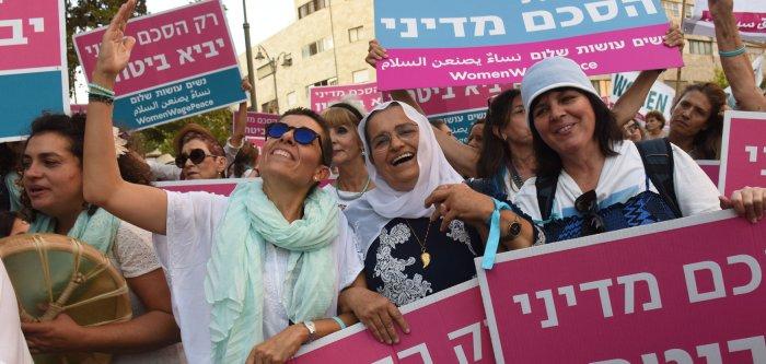 International Day of Peace celebrations in Jerusalem