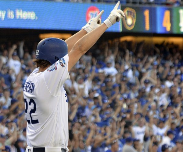 NLCS: Dodgers take 3-2 series lead on Brewers