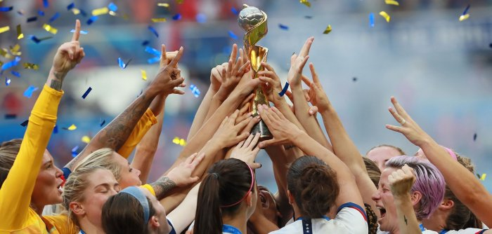 Women's World Cup: Team USA defeats Netherlands for second title
