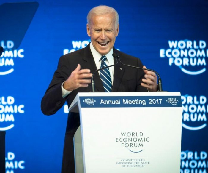 Joe Biden warns of collapse of democracy