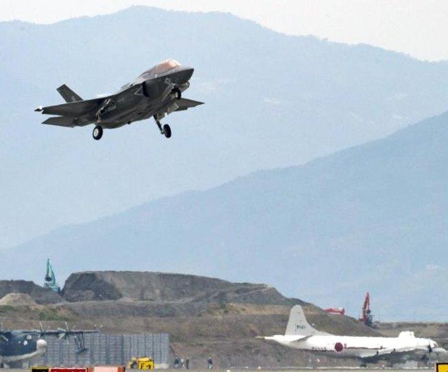 F-35 fighter jets to surround North Korea