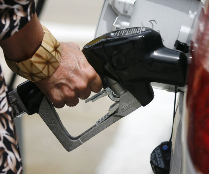 Relief at the gas pump finally coming