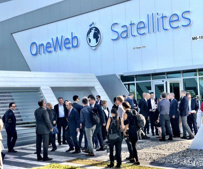 OneWeb bankruptcy opens door for competitors