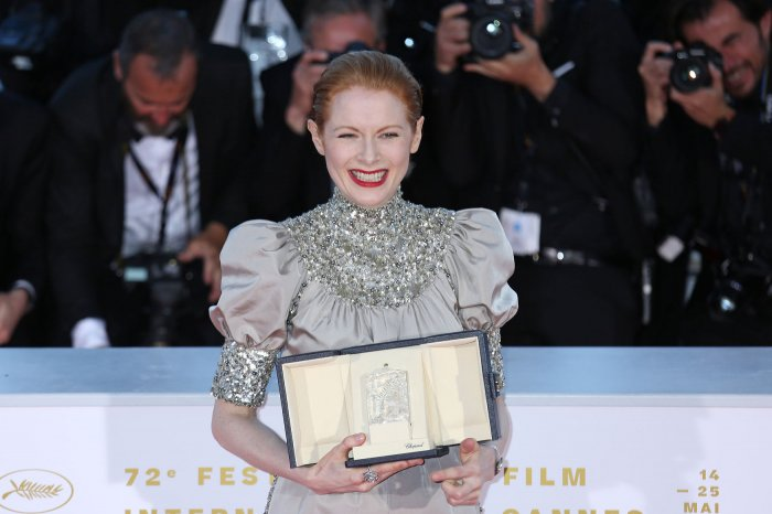 Winners at the Cannes Film Festival