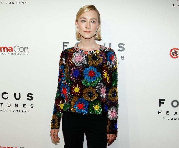 Saoirse Ronan, Felicity Jones attend Cinemacon