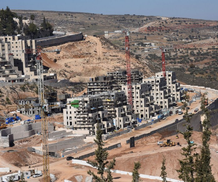 Israel approves new settlements after Trump inaugurated