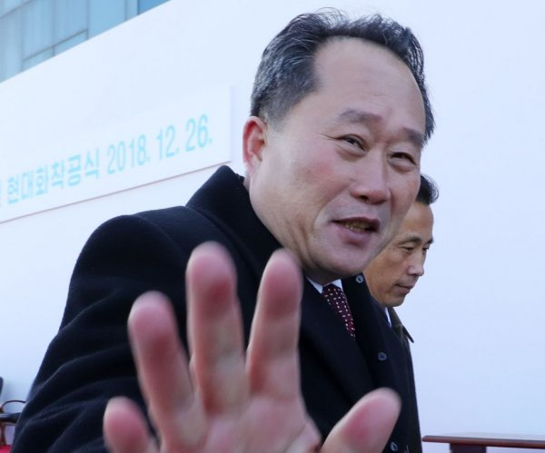 Foreign minister: North Korea 'not considering' meeting U.S.