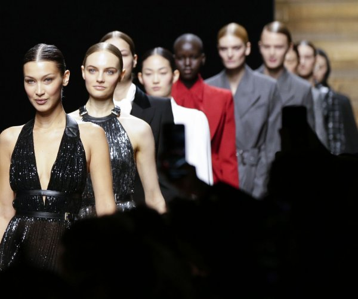 Michael Kors collection at New York Fashion Week