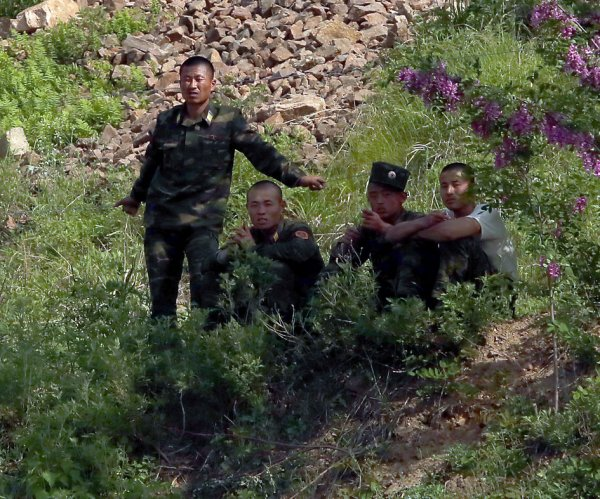 North Korea soldiers go without food after drought hits crops