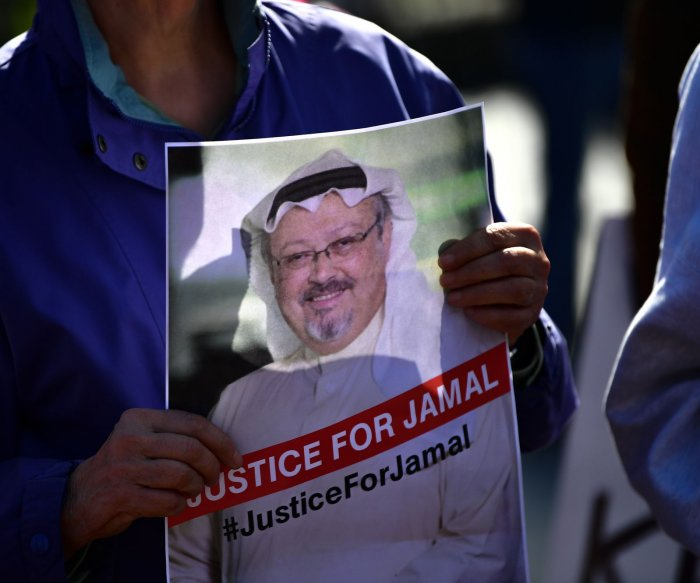 Friends of journalist Khashoggi demand Saudis produce his body