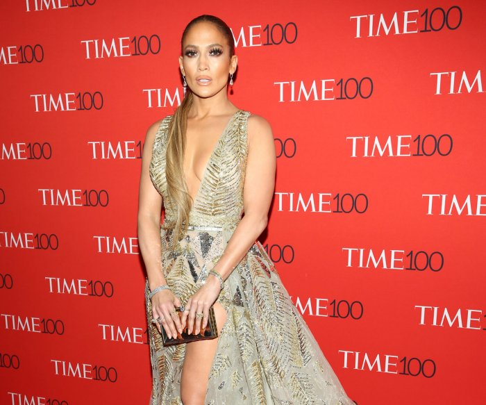 Jennifer Lopez, Nicole Kidman honored at Time 100 gala