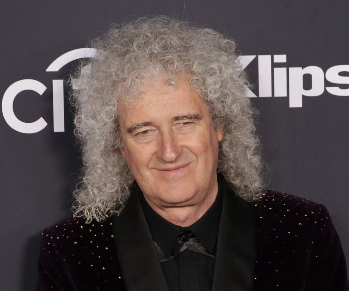 Queen guitarist Brian May recovering after heart attack