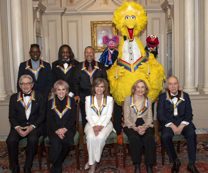 Moments from Kennedy Center Honors