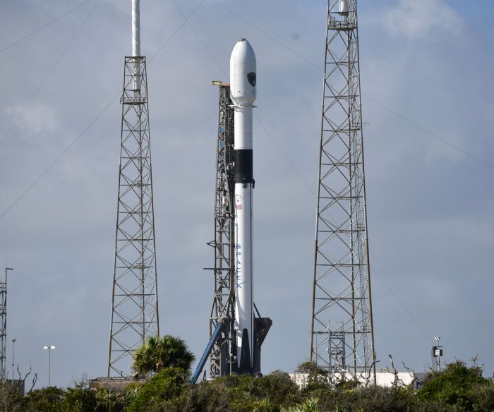 SpaceX plans to launch new GPS satellite for Space Force