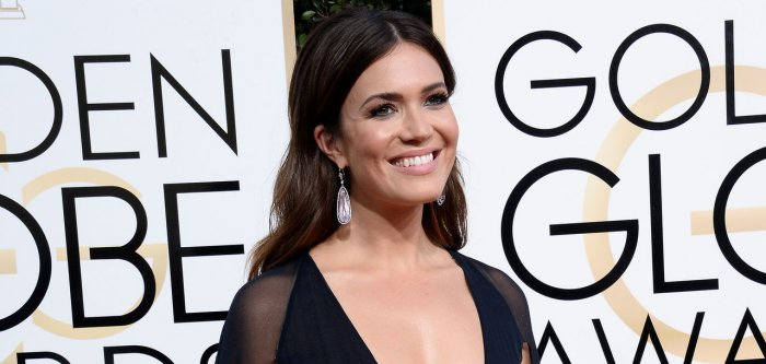 Mandy Moore, Jessica Biel among stars who dare to bare at the Golden Globes