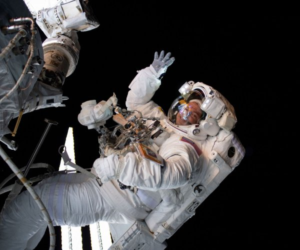Watch live: Astronauts begin spacewalks to repair tool at ISS