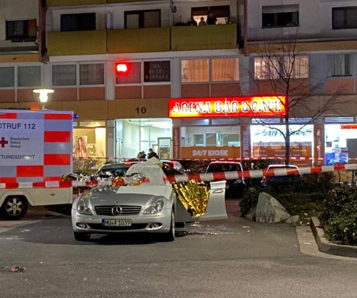 German police: Eight people killed in shootings