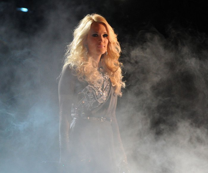 Moments from Carrie Underwood's career