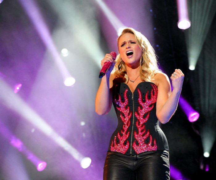 Moments from Miranda Lambert's career