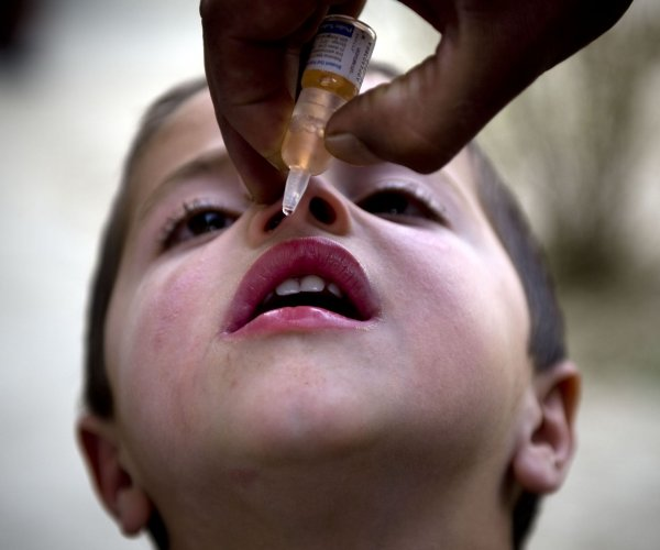 Polio immunization drives suspended due to COVID-19