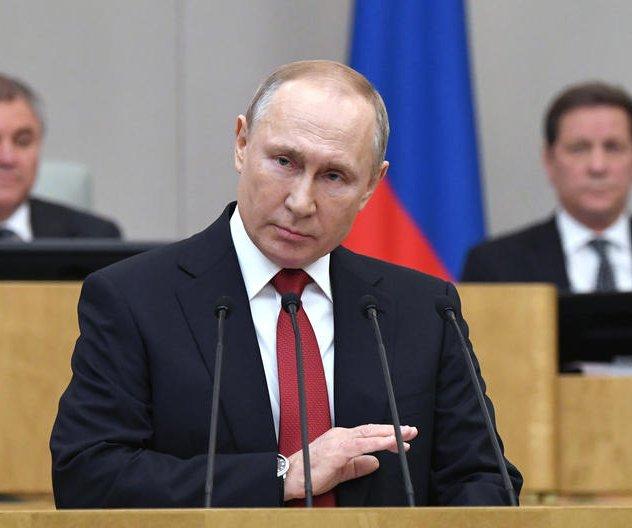 Putin says Russia has registered world's 1st COVID-19 vaccine