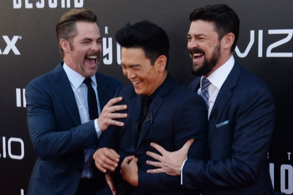 San Diego premiere of 'Star Trek Beyond'