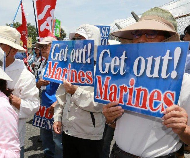 U.S. Marine in Japan arrested for drunk driving after deadly crash