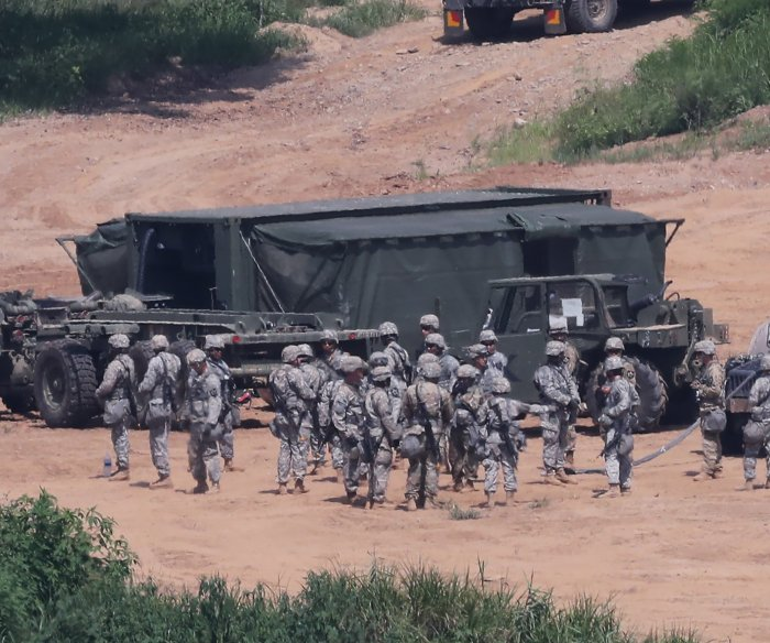 U.S., South Korea suspend August military drills
